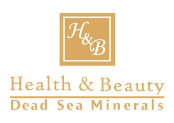 Health and Beauty Dead Sea Minerals au salon spa et esthétique