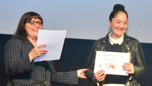 Concours nail art 2015 : Catherine Ougen, l'organisatrice