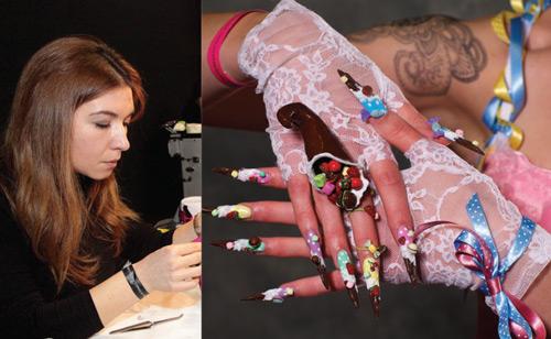 Concours nail art 2015 : la deuxième