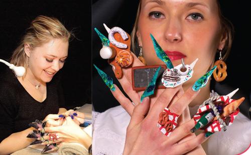 Concours nail art 2015 : la troisième