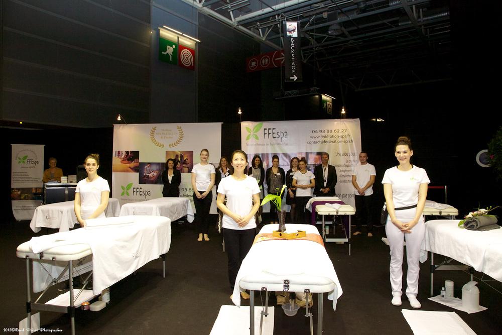 Concours spa praticien 2015