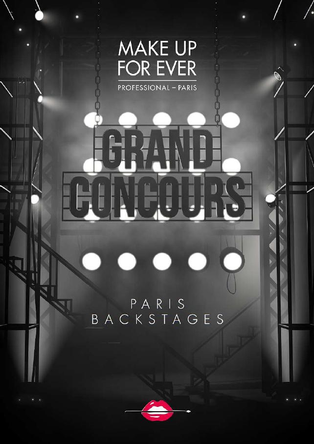 Concours de maquillage 2016, Paris