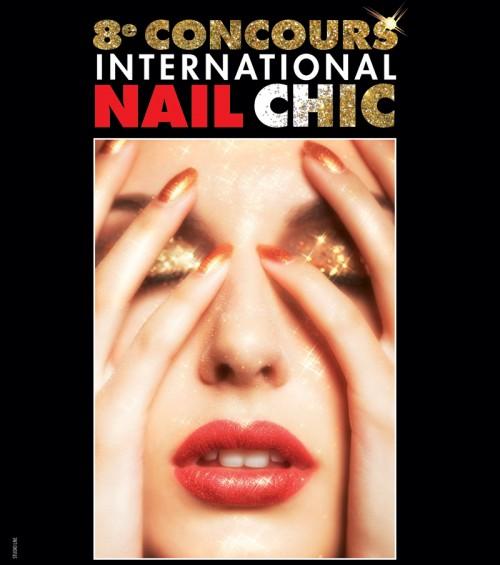 Le 8ème Concours International Nail Chic