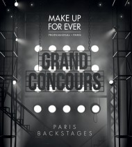 Show : Concours de Maquillage de Make Up For Ever