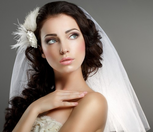 Les maquillages mariées de l'Orient à l'Occident