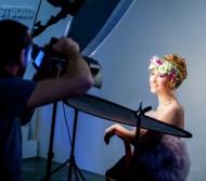 Démonstration Esthétique : Le maquillage studio, nouvelle prestation tendance