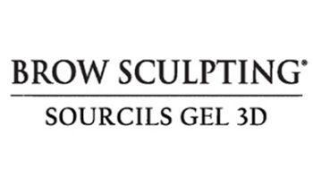 Brow Sculpting Gel 3D au salon spa et esthétique