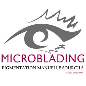 Microblading by Cils Expert au salon spa et esthétique