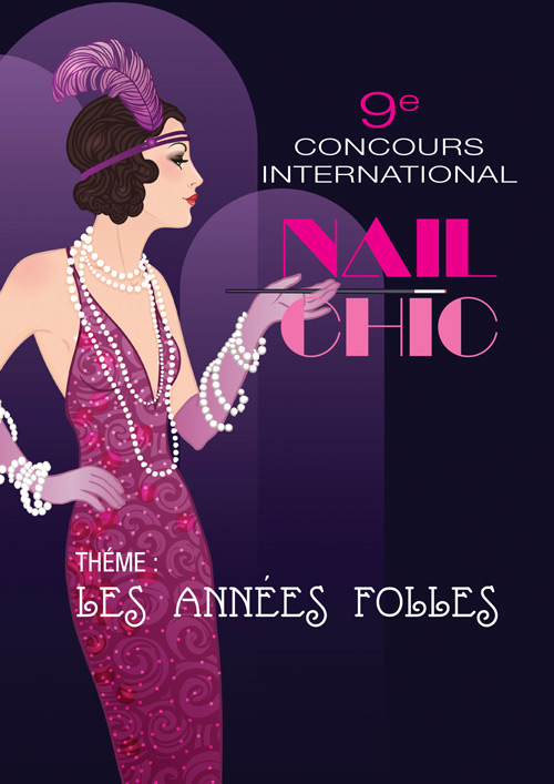 Concours de nail art 2017, Paris
