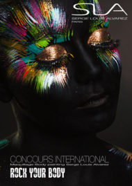 Concours : Concours International Maquillage Body Painting SLA