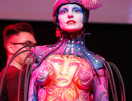 Concours : French Bodypainting Award