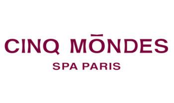 Cinq Mondes au salon spa et esthétique