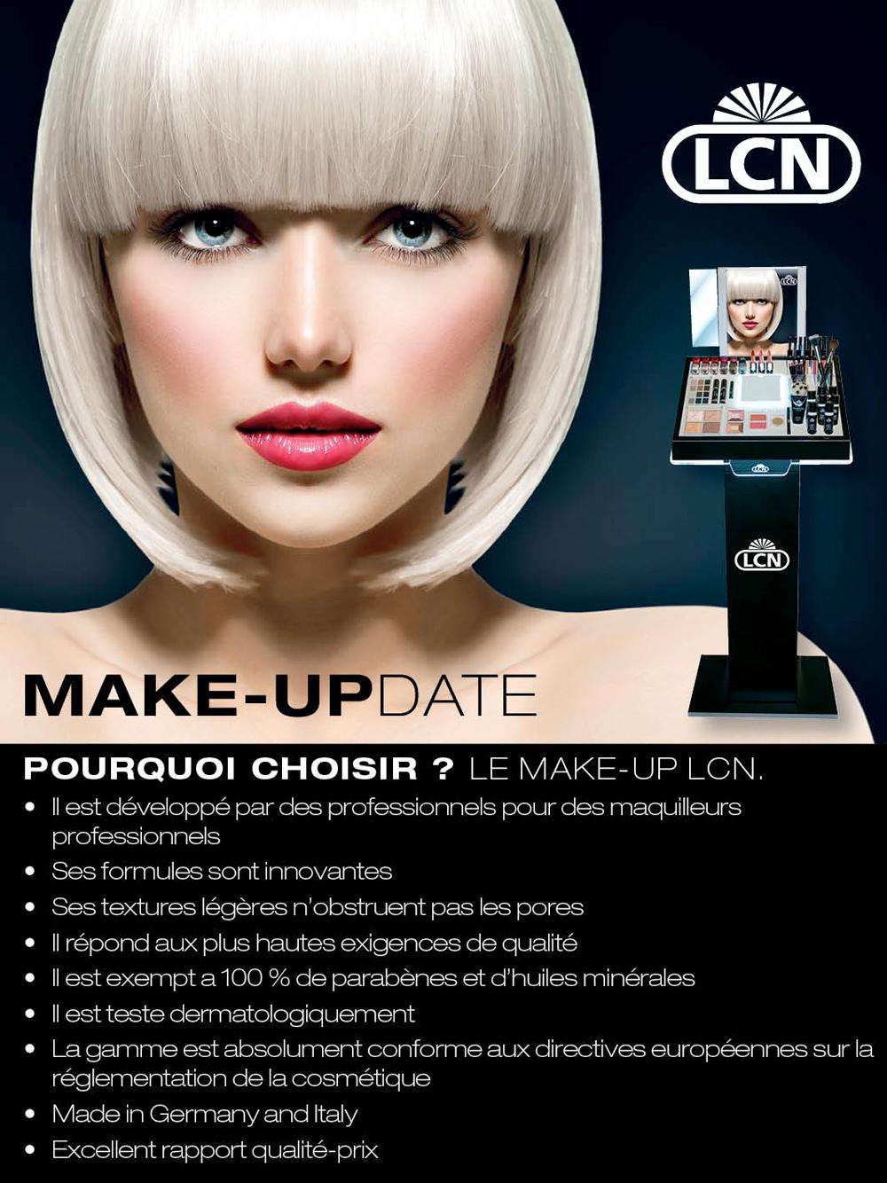 LCN Make Up
