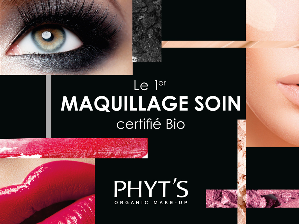 Phyt's Organic Make-up