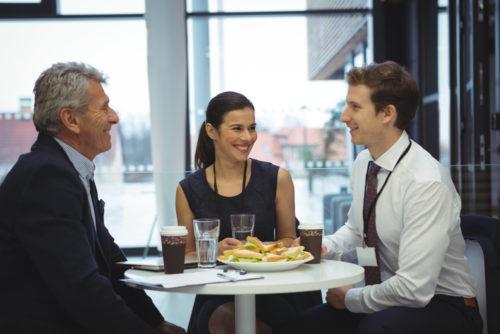 Déjeuner-Networking