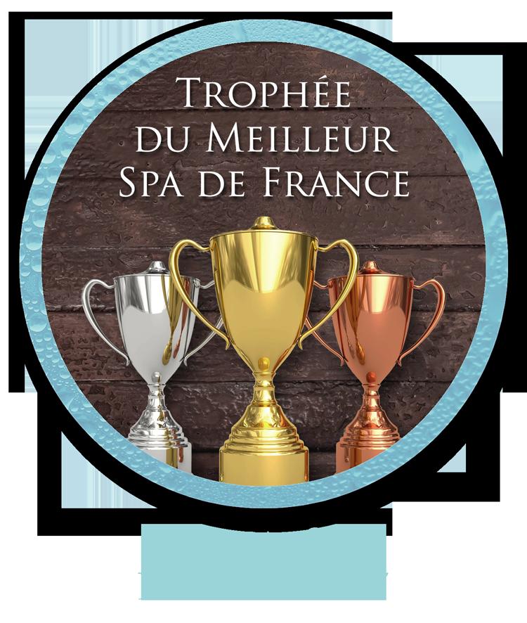 Trophée du Meilleur Spa de France - Nice, 2017