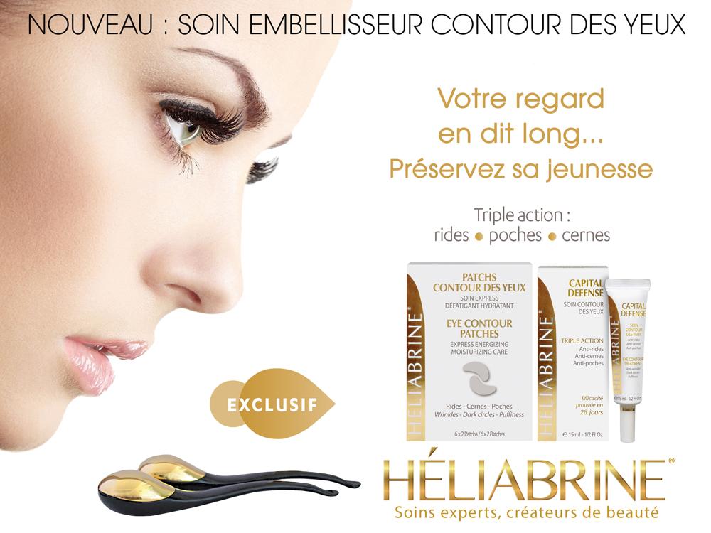 Heliabrine au salon du spa de l 39 esth tique du maquillage for Salon esthetique nice