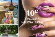 Concours : Le 10ème Concours International Nail Chic