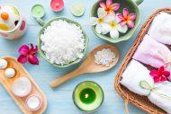Démonstration Esthétique : Le massage aux accessoires : le Sea Massage Bambou