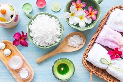 Le massage aux accessoires : le Sea Massage Bambou