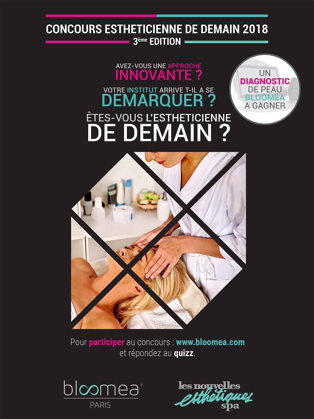 Concours Esthéticienne 2018, Paris