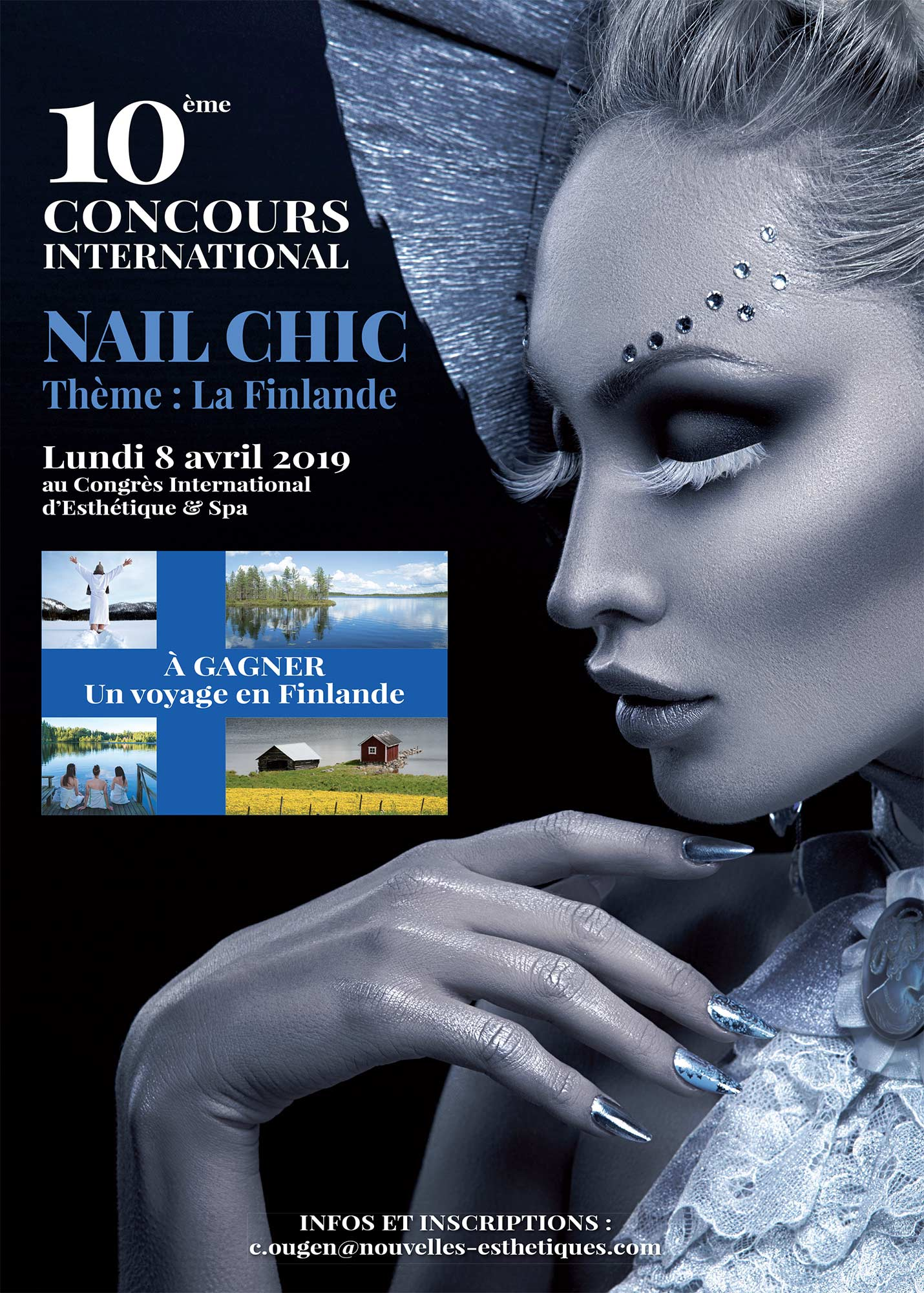Concours nail art - Concours ongles