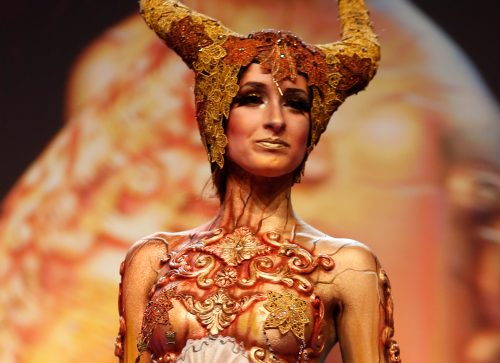 French Body Painting Award 2019