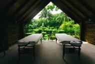 Démonstration Esthétique : Massage balinais Pijat Bali : une aventure partagée dans la détente balinaise