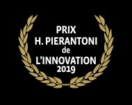 Concours : Prix H. Pierantoni de l'Innovation 2019