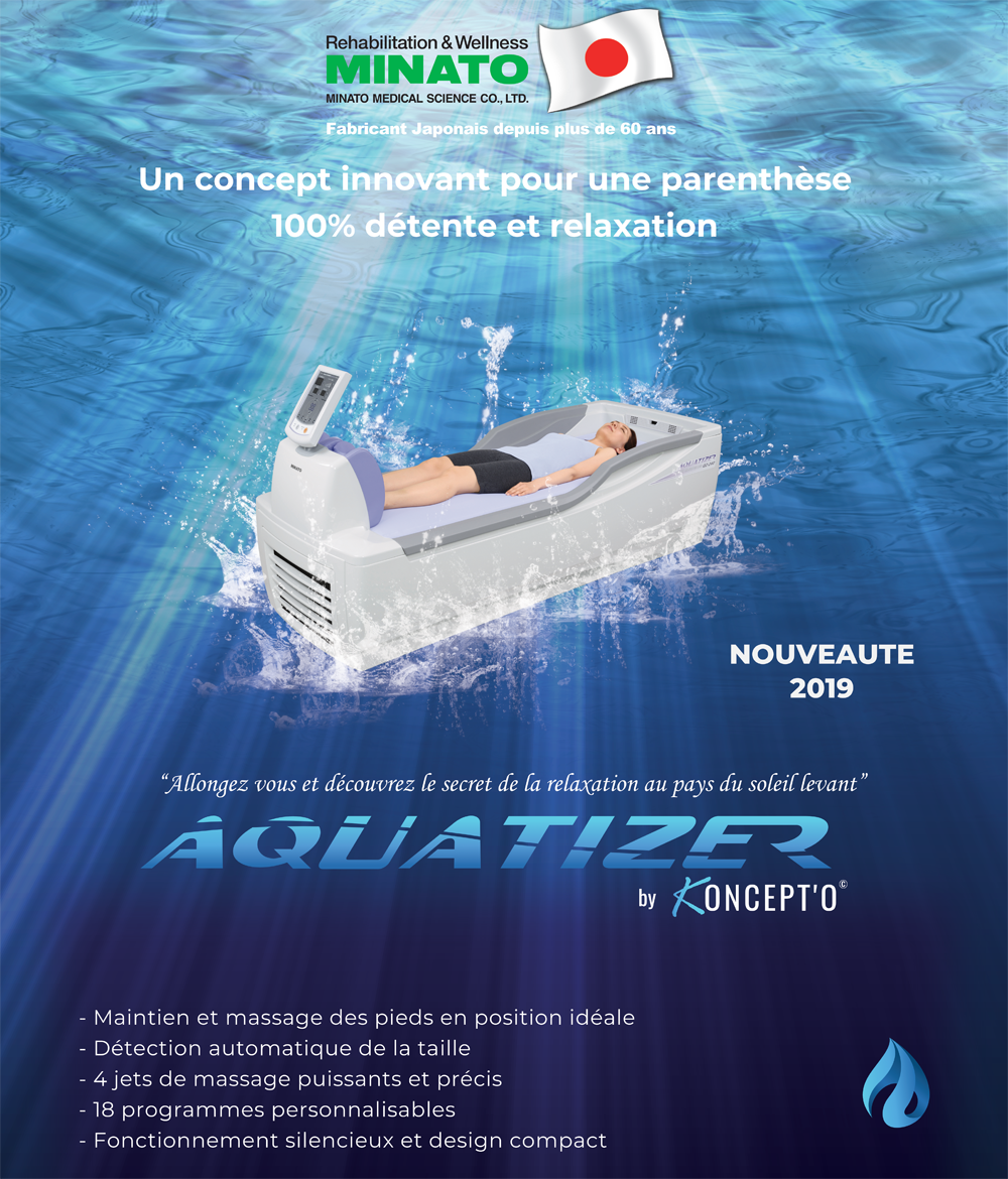 Aquatizer By Koncept'O