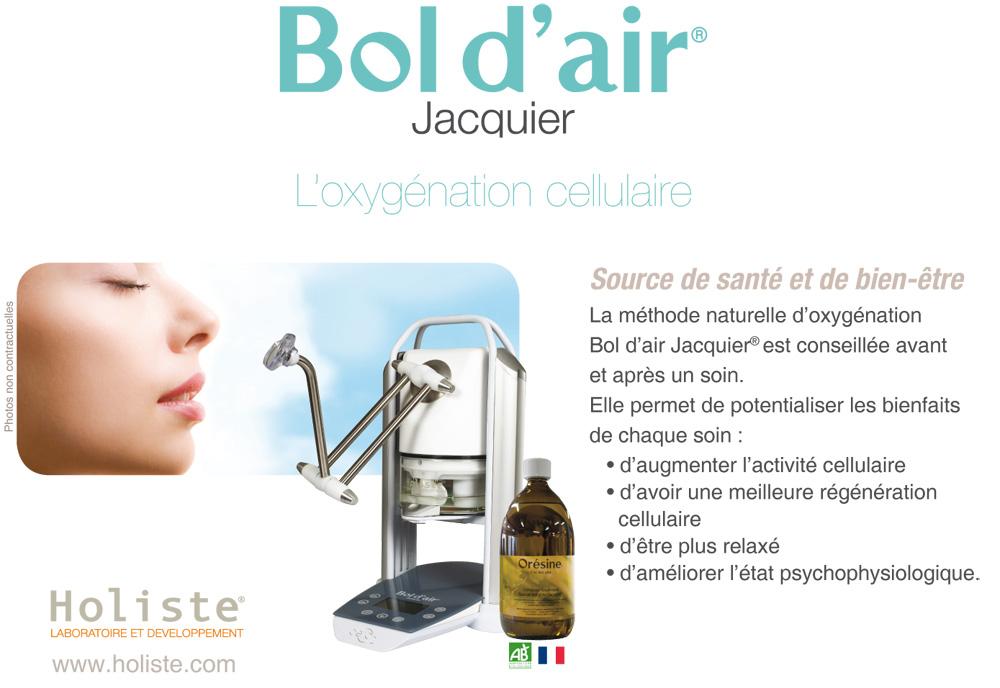 Holiste – Bol d'Air Jacquier