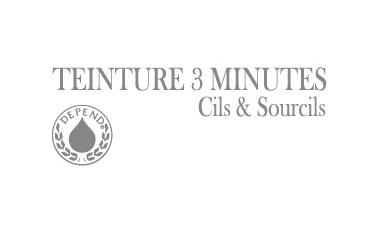 Depend Teinture des Cils et Sourcils en 3 minutes