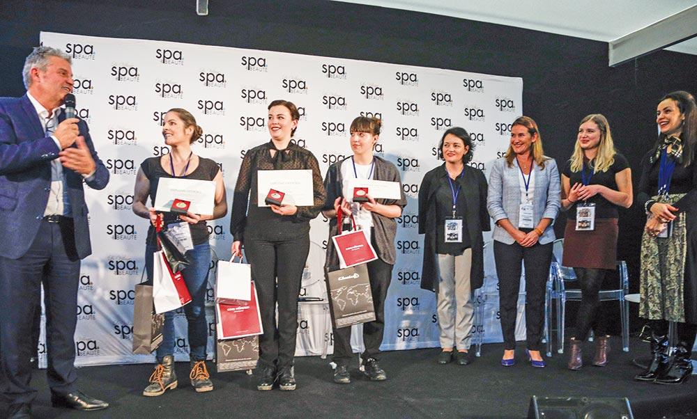 Concours du Meilleur Spa Praticien de France 2019