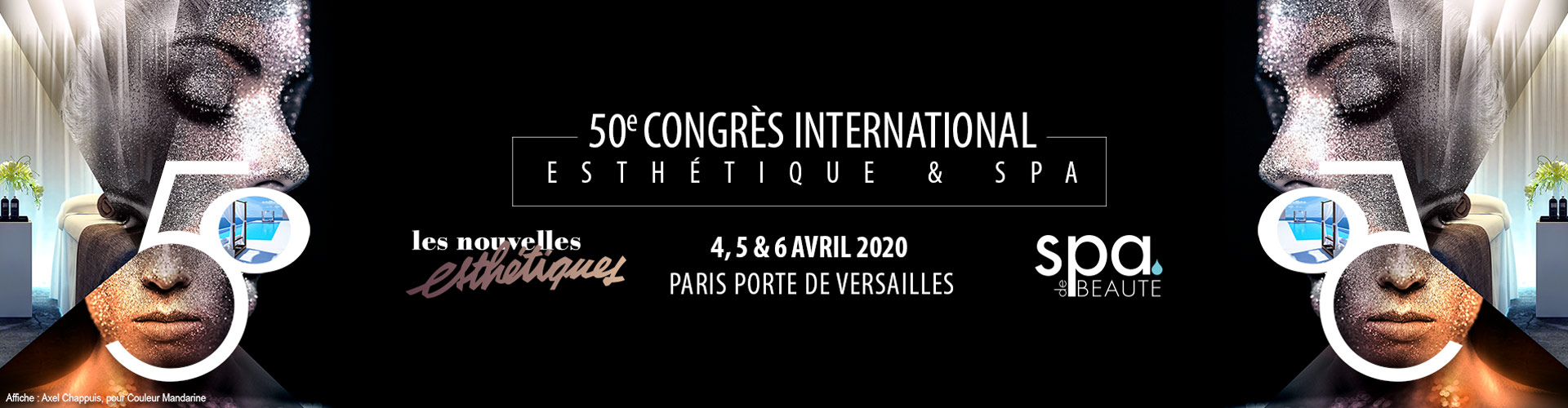 Salon de l'esthétique et du spa 2019 à Paris
