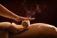 Démonstration Esthétique : Le DREAM, le massage à 5 dimensions : Drainant, Relaxant, Energisant, Amincissant, Modelant