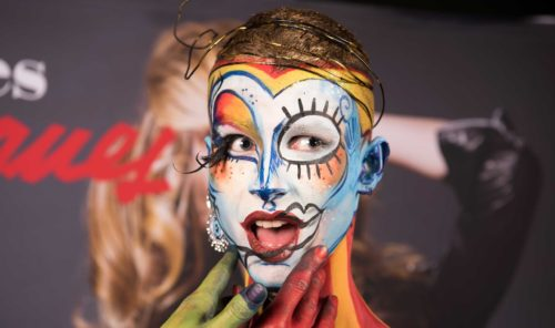 French Bodypainting Award 2020