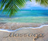 Démonstration Esthétique : Le massage Madinina's Paradise