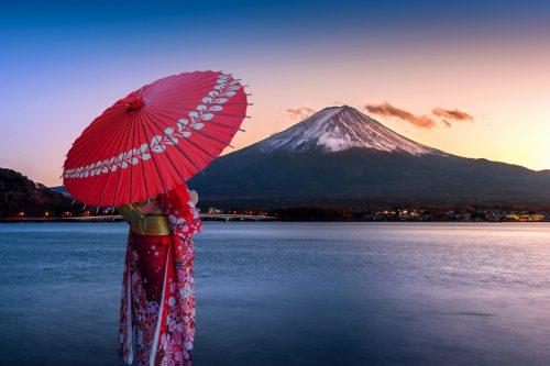 Massage énergisant japonais du corps