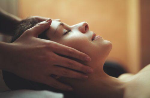 Le Massage Visage de Crystal