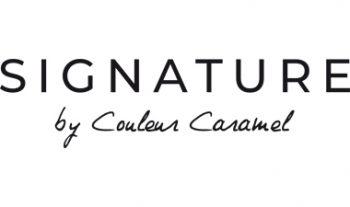 Signature by Couleur Caramel au salon spa et esthétique